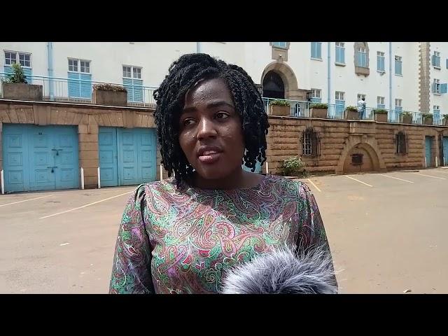 Bushrah - Gender Activist MUK