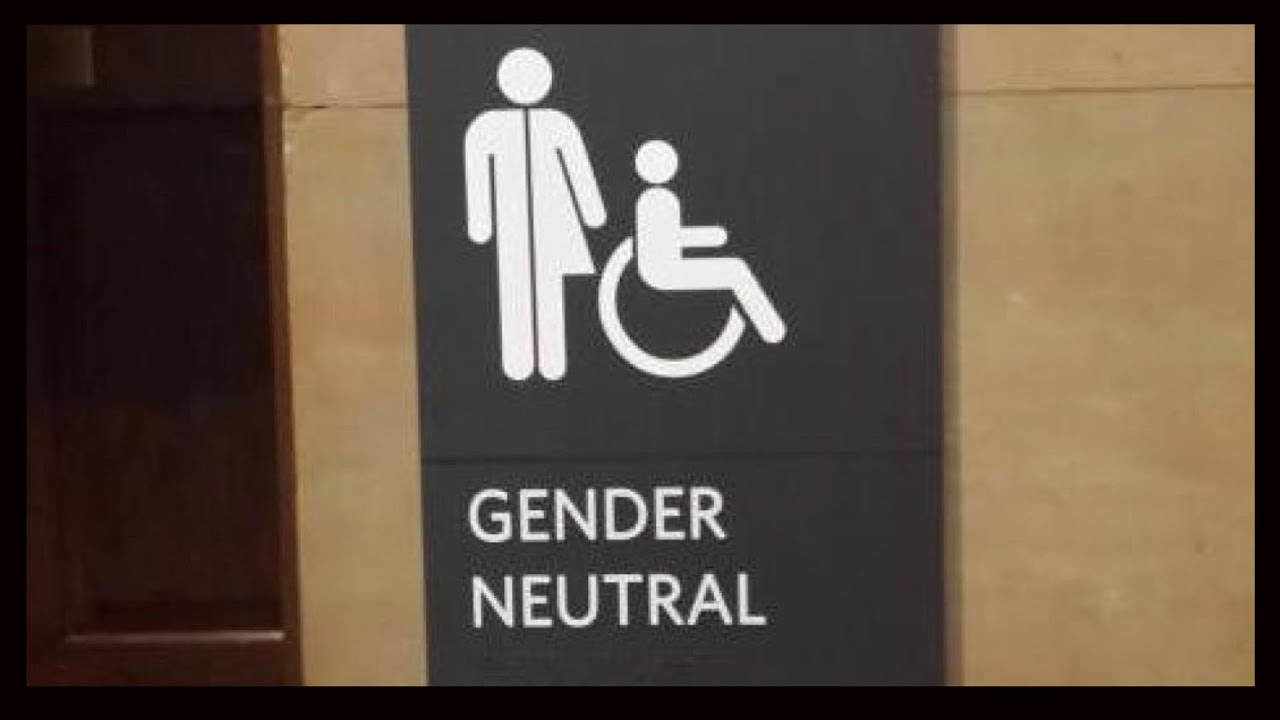 Elementary School Adopts Gender Neutral Bathrooms...For