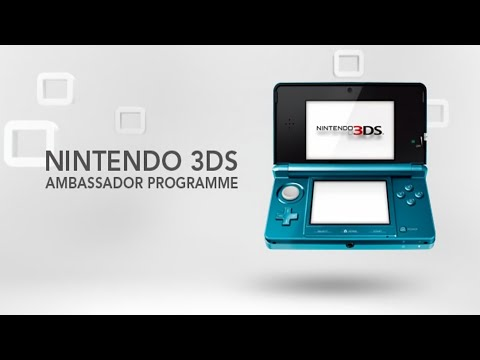 How To Get Nintendo 3DS Ambassador Programme In 2016 100% Legal