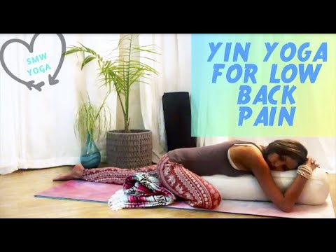 yin yoga for pain  relieve lower back pain  youtube