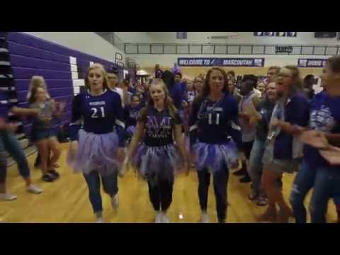 Mascoutah High School Lip Dub 2016