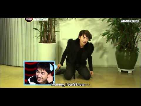 ENG] Secret Big Bang (Secret Garden Parody) 2_2 - YouTube
