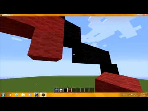 How to Make Papa Smurf in Minecraft