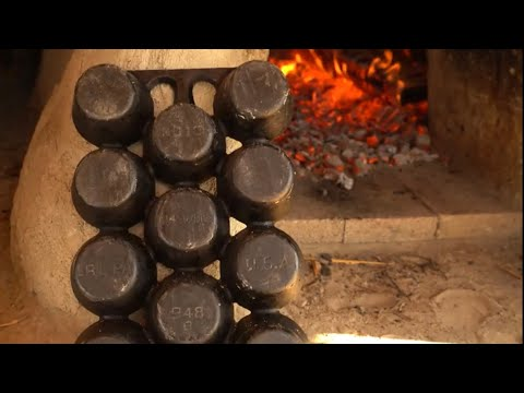 Cast Iron Restoration and Tool Maintenance | Bear Grease and Beeswax