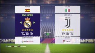 Реал Мадрид Ювентус прогнозы на матч и ставки на спорт