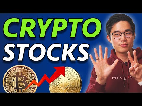 7 Top Crypto Stocks To Buy in 2021 (High Growth)
