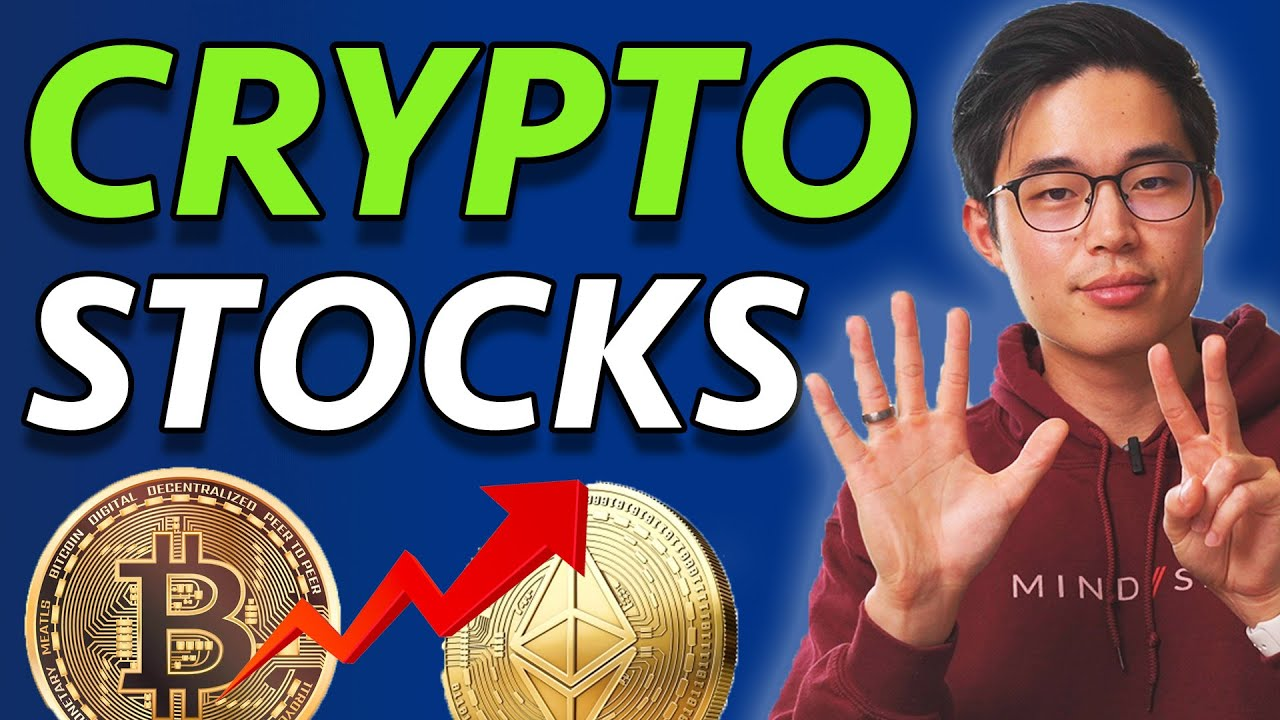 7 Top Crypto Stocks To Buy in 2021 (High Growth). DO NOT MISS!!!