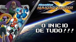 MegaMan: Maverick Hunter X | #01 O início de tudo!