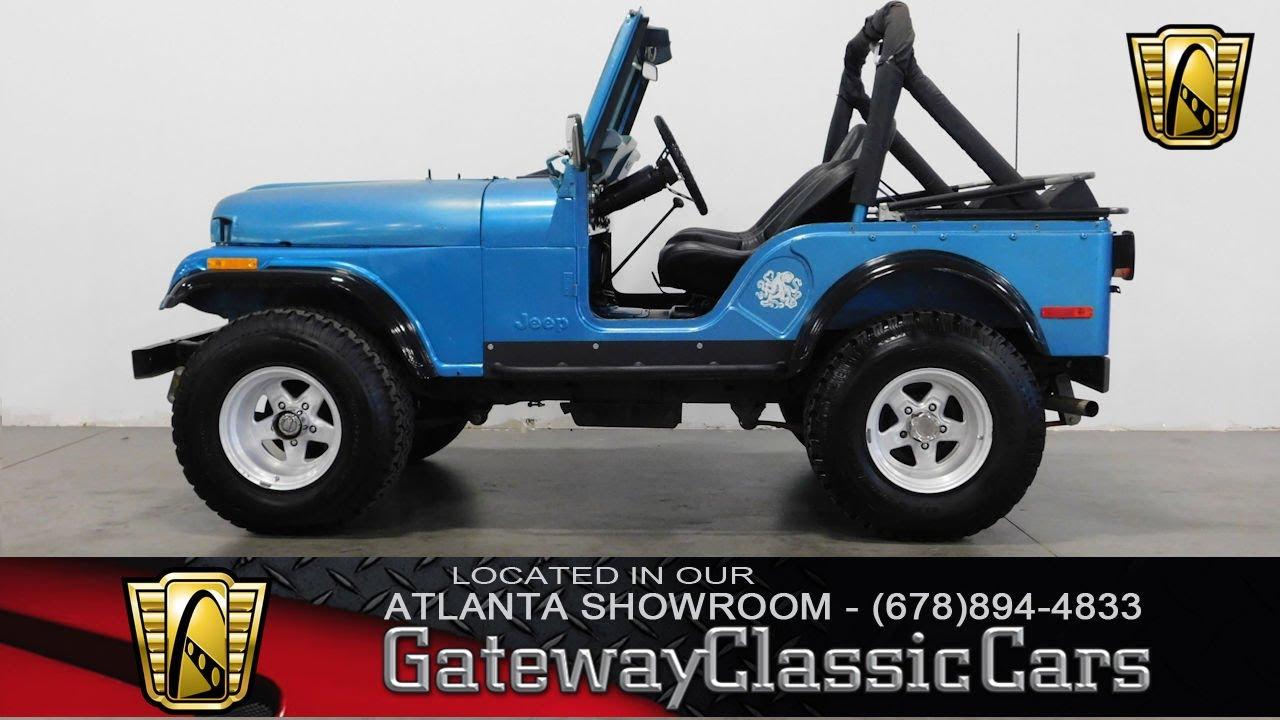 hight resolution of 1978 jeep cj 5 gateway classic cars of atlanta 371