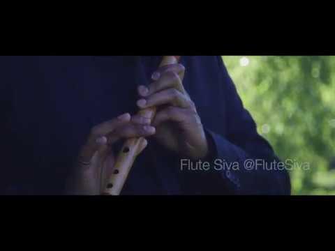 Vaan Varuvaan Video | Kaatru Veliyidai | AR Rahman | FLUTE Siva ft. Thibisan B