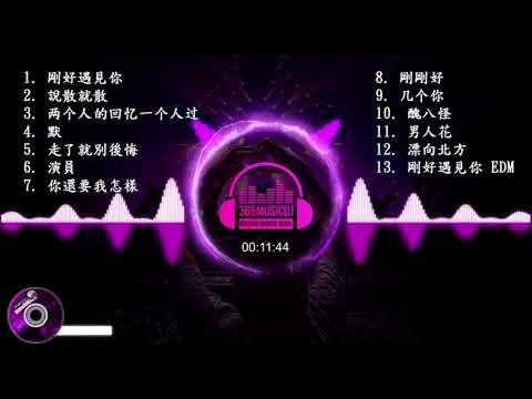 365MusicDJ  剛好遇見你 Mixtape Chinese Remix 2k17