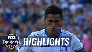 Honduras vs. Panama - 2015 CONCACAF Gold Cup Highlights