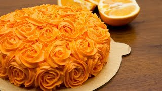 EGGLESS ORANGE CAKE RECIPE l WITHOUT OVEN