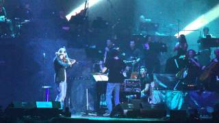 "David Garrett - ""Vivaldi vs. Vertigo"" - Olympiahalle München LIVE 22.06.2011"
