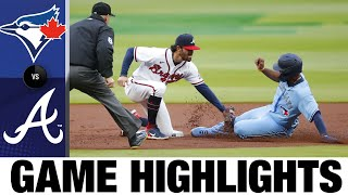 Blue Jays vs. Braves Game Highlights (5/12/21) | MLB Highlights