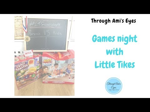 Games Night with Little Tikes | Review