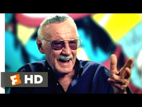 With Great Power: The Stan Lee Story (2010) - The Origin of Stan Lee Scene (1/10) | Movieclips