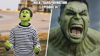The Hulk Transformation Episode 14 | A Short film VFX Test