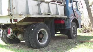 1970 GMC dumptruck