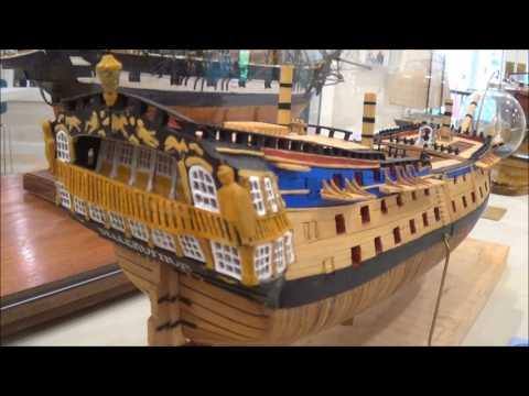 Merrimack Valley Model Ship Club Model Show August 2017