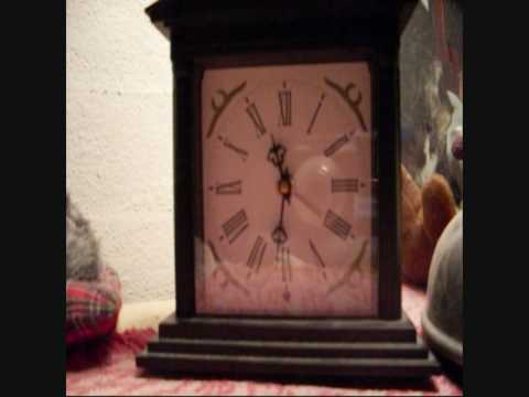 Talking Butler Clock - Good Night