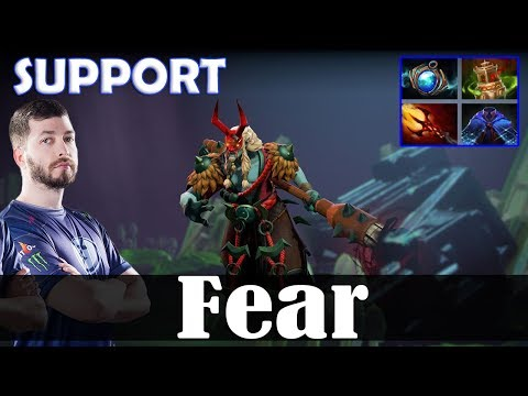 Fear - Grimstroke Offlane | SUPPORT | Dota 2 Pro MMR Gameplay