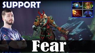 Fear - Grimstroke Offlane   SUPPORT   Dota 2 Pro MMR Gameplay