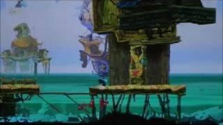 Rayman Origins Coffre.