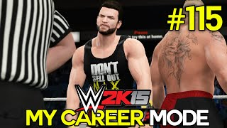 "WWE 2K15 My Career Mode - Ep. 115 - ""MAX INCARNATE!"" [WWE MyCareer XBOX ONE/PS4/NEXT GEN Part 115]"