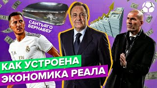 Economics of Real Madrid | Transfer failures, investments, profits