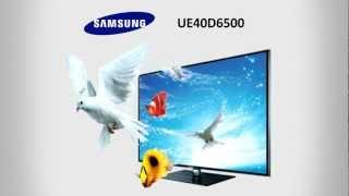 3D LED ЖК-телевизор Samsung UE40D6500(http://pcmarket.by/jk-televizori/televizori-samsung.html ЖК-телевизор (LCD) 40