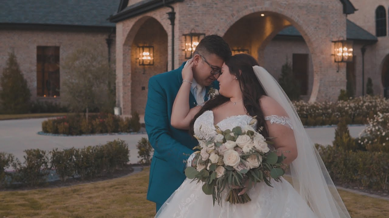 Ashley & Aaron | A7III Emotional Wedding Video |