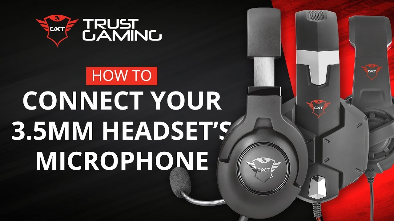 Trust com - GXT 310 Radius Gaming Headset