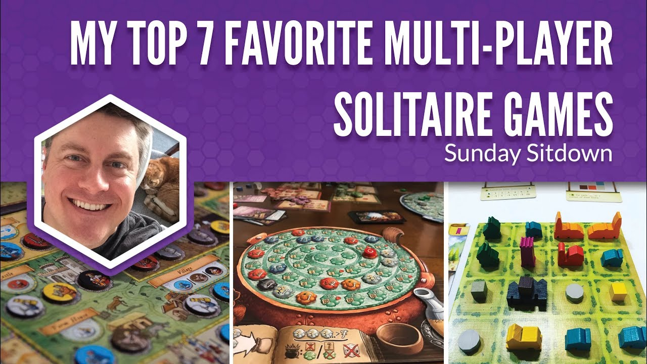 My Top 7 Favorite Multi Player Solitaire Games Youtube