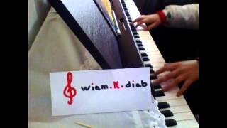 yara - ma baaref -بيانو يارا - ما بعرف (piano)
