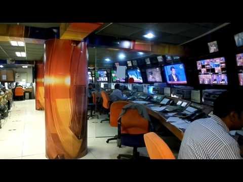 MASTER CONTROL ROOM (M.C.R) GEO TV