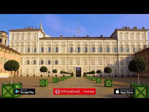 Pôle Royal – Palais Royal Extérieur – Turin – Audioguide – MyWoWo Travel App