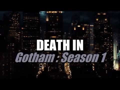 [Death on TV] Gotham: Season 1 (TV Series 2014– ) [Episode 9.1: Bat] [HD]