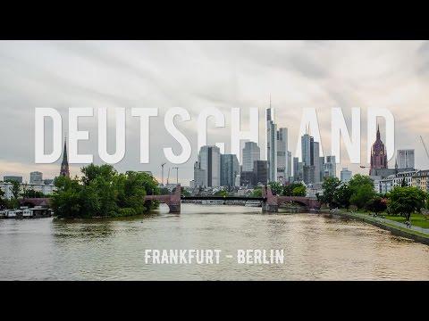 Germany in motion 2016 / Deutschland in Bewegung (4K Timelapse & Hyperlapse)