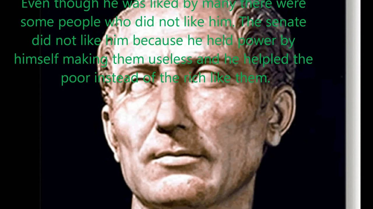 julius ceasar leadership Free essay: in the famed author william shakespeare's playwright julius caesar, we are introduced to an extraordinary plot of a powerful ruler, julius.