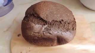 Пёчём дома! Бородинский хлеб в хлебопечке!!!