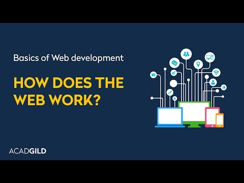 How Does the Web Work? | Web Development Tutorial for Beginners 2017 - Part 1