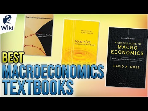 10 Best Macroeconomics Textbooks 2018