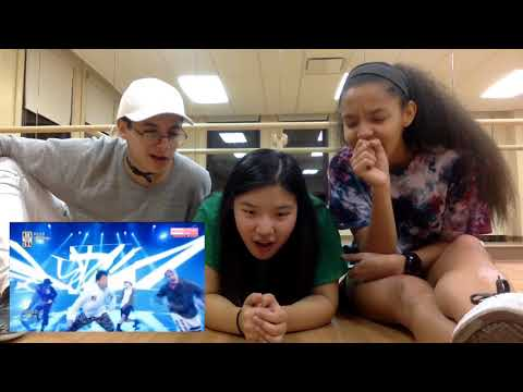 Tired College Students React to BTS(방탄소년단) 'Mic Drop' Live Performance