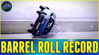 Recreating The Most Barrel Rolls : World Record Attempt In GTA 5 Online (Let