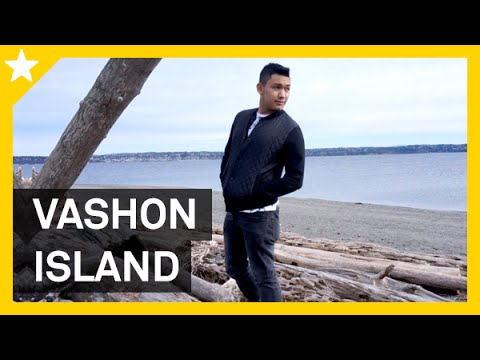 how to get to vashon island