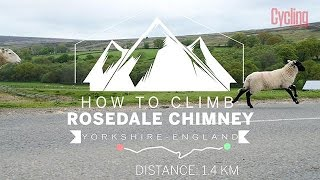 How to climb Rosedale Chimney