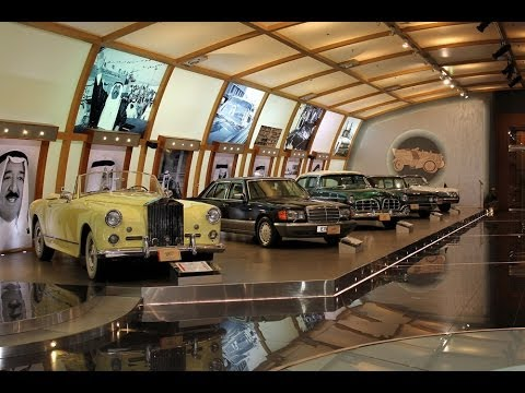 Kuwait Car Museum City
