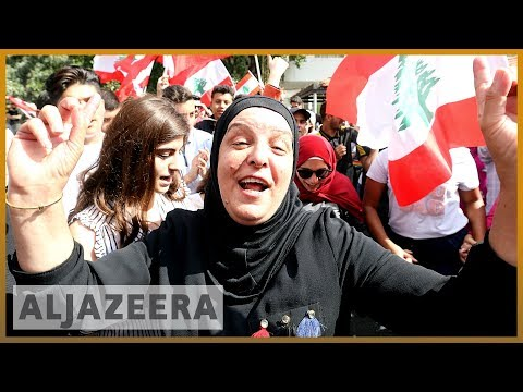 Lebanon Protests: Thousands Demonstrate For Sixth Day