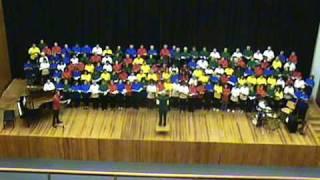 Cantar Portugal 2010 -  Cantiga Da Terra (Univ. Católica do Porto)